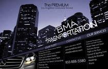 Design an Advertisement for a car service and limo company için Advertisement Design72 No.lu Yarışma Girdisi