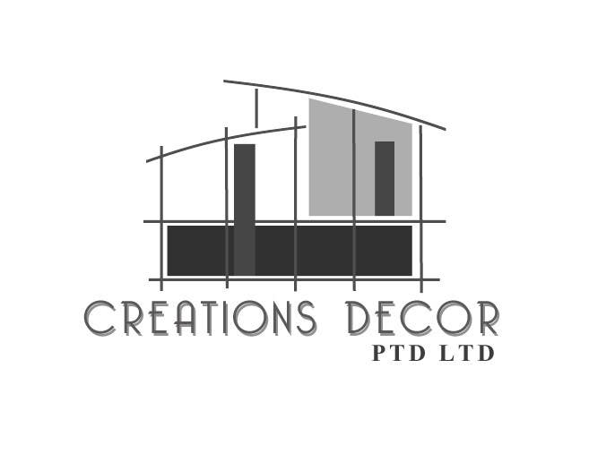 Logo For Commercial And Home Interior Design Company