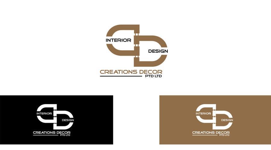 Konkurrenceindlæg #46 for Logo for Commercial and home interior design company