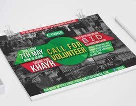 #14 untuk 'Call for Volunteers' - Islamic Flyer oleh sultansadiq
