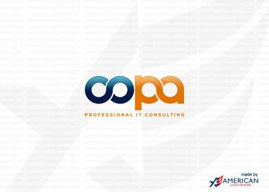 "#132 untuk Exciting new logo for an IT services firm called ""oopa"" oleh davidheckinz"