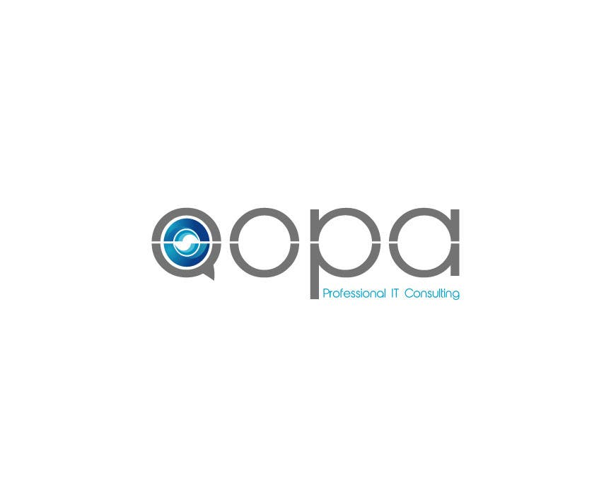 """Bài tham dự cuộc thi #                                        94                                      cho                                         Exciting new logo for an IT services firm called """"oopa"""""""