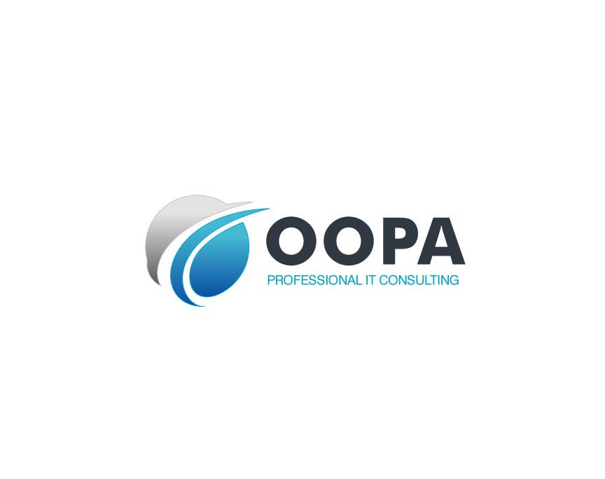 """Bài tham dự cuộc thi #                                        152                                      cho                                         Exciting new logo for an IT services firm called """"oopa"""""""