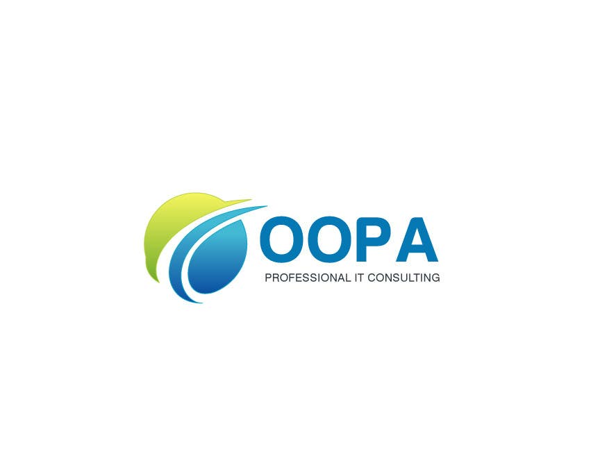 """Bài tham dự cuộc thi #                                        154                                      cho                                         Exciting new logo for an IT services firm called """"oopa"""""""