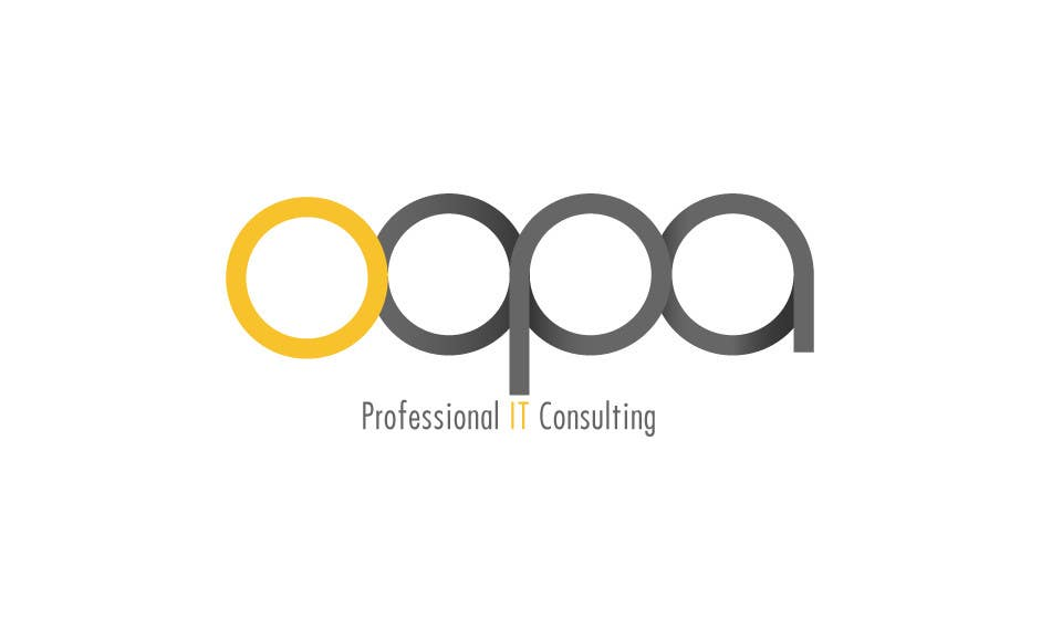 """Bài tham dự cuộc thi #                                        175                                      cho                                         Exciting new logo for an IT services firm called """"oopa"""""""