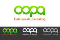 """Bài tham dự #151 về Graphic Design cho cuộc thi Exciting new logo for an IT services firm called """"oopa"""""""
