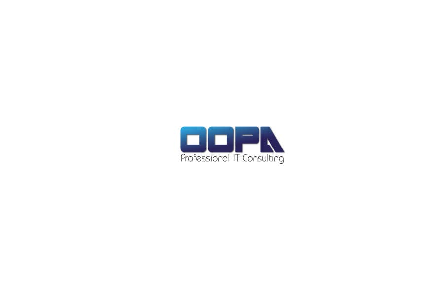 """Bài tham dự cuộc thi #                                        101                                      cho                                         Exciting new logo for an IT services firm called """"oopa"""""""