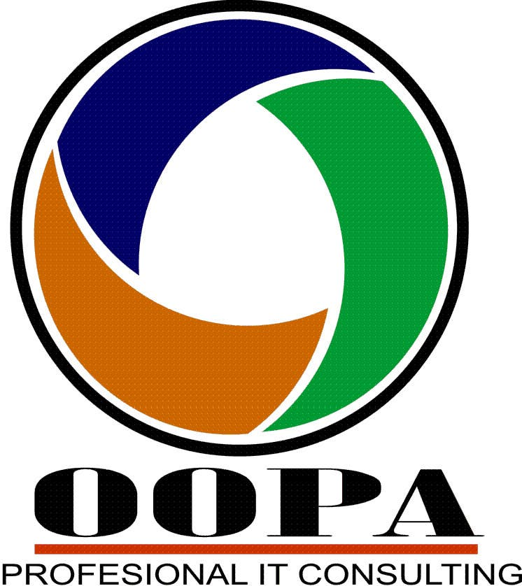 """Bài tham dự cuộc thi #                                        164                                      cho                                         Exciting new logo for an IT services firm called """"oopa"""""""