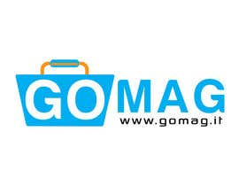 nº 157 pour MAKE A LOGO FOR GOMAG.IT par makazad76