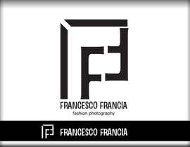 nº 29 pour Disegnare un Logo for FRANCESCO FRANCIA fashion photography par gian4