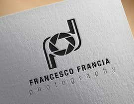 #3 cho Disegnare un Logo for FRANCESCO FRANCIA fashion photography bởi xhemalmuja