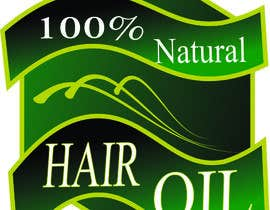 #13 cho Create Print and Packaging Designs for hair oil labelling bởi daniurbanout