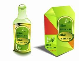 #17 cho Create Print and Packaging Designs for hair oil labelling bởi sifatsiaaf