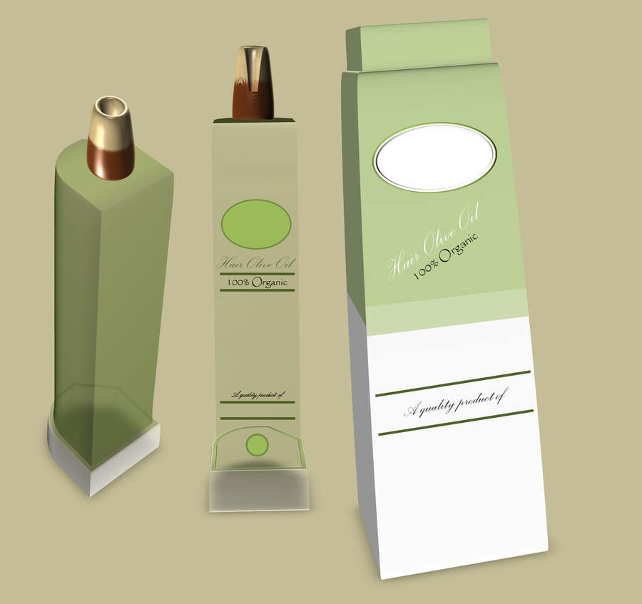 Konkurrenceindlæg #27 for Create Print and Packaging Designs for hair oil labelling