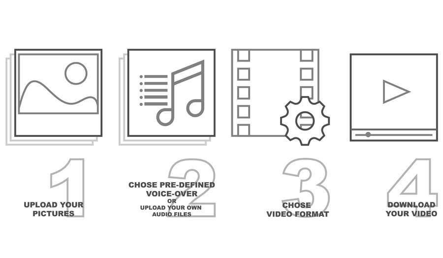 Konkurrenceindlæg #                                        4                                      for                                         Design some graphics for Online Video Creation Tool