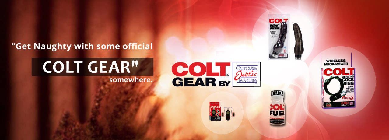 Konkurrenceindlæg #                                        6                                      for                                         Design a Banner for my Adult Website (COLT brand)