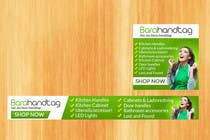 Design banners for our webshop için Graphic Design21 No.lu Yarışma Girdisi