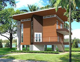 #11 para Modern house design - concept ideas por derrickpayne2010