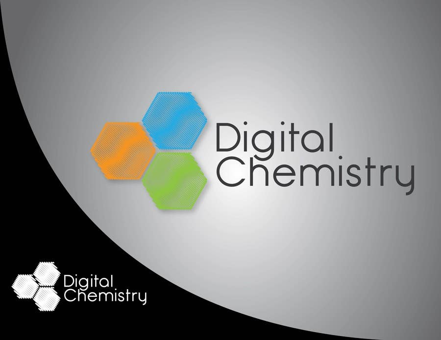 Kilpailutyö #7 kilpailussa Design a Logo for Digital Chemistry