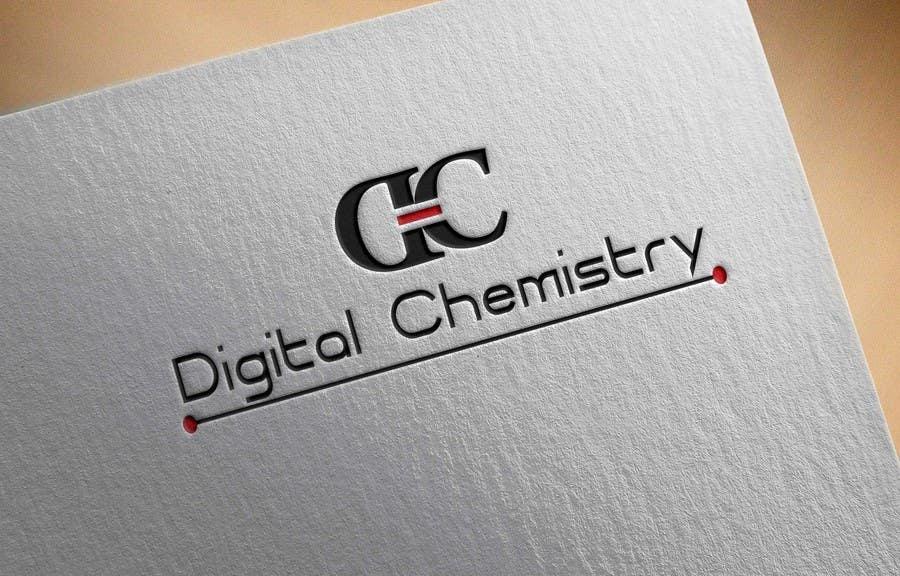 Kilpailutyö #132 kilpailussa Design a Logo for Digital Chemistry