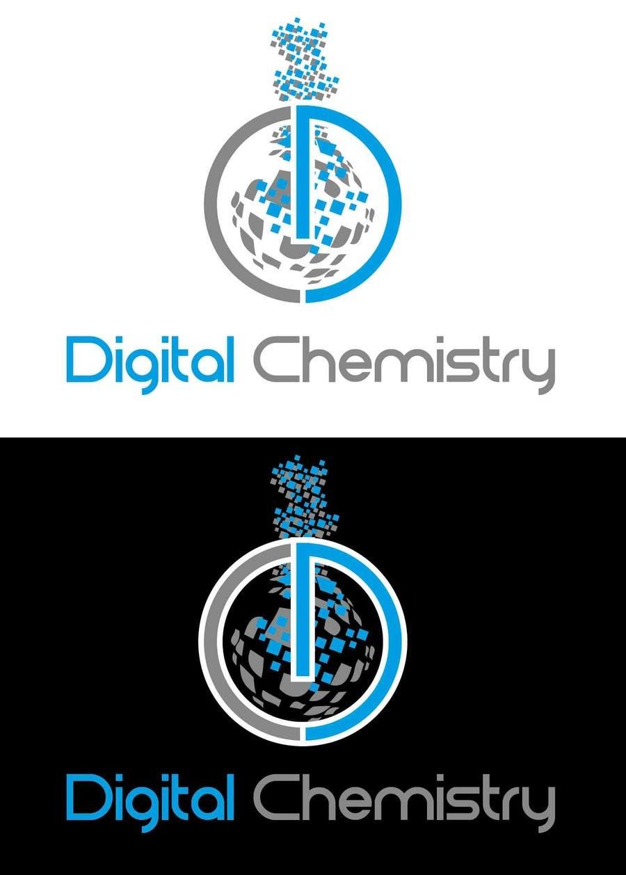 Kilpailutyö #82 kilpailussa Design a Logo for Digital Chemistry
