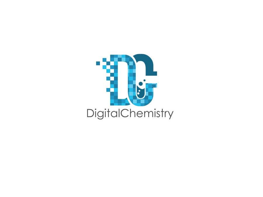 Kilpailutyö #59 kilpailussa Design a Logo for Digital Chemistry