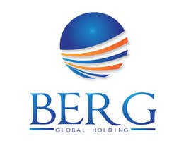 #47 for Design a Logo for Berg Global Holding Company by ciprilisticus