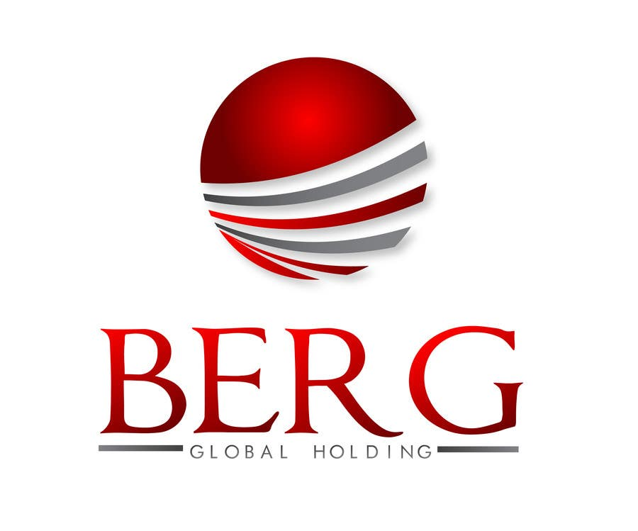 Contest Entry #                                        48                                      for                                         Design a Logo for Berg Global Holding Company