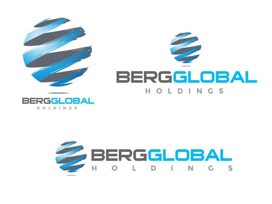 Konkurrenceindlæg #                                        15                                      for                                         Design a Logo for Berg Global Holding Company