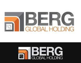 #23 cho Design a Logo for Berg Global Holding Company bởi MusamimDesign