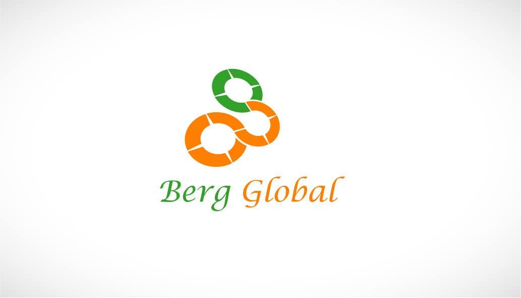 Konkurrenceindlæg #                                        29                                      for                                         Design a Logo for Berg Global Holding Company