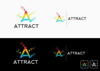 "#374 untuk Design a Corporate Logo for ""Attract LLC."" oleh meresel"
