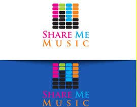 #66 cho Design a Logo for ShareMeMusic bởi james97