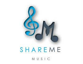 #23 cho Design a Logo for ShareMeMusic bởi shwetharamnath