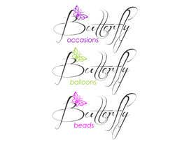 #20 for Design a Logo for Butterfly Occasions by stoilova
