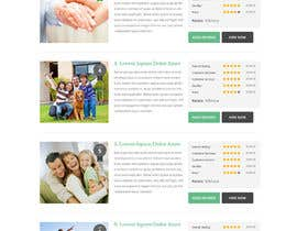 #23 for BEST HOMEPAGE DESIGNER - 11th project by htanhdesign
