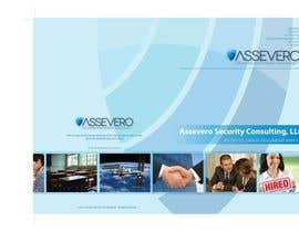 #11 para Design a Brochure for Assevero Security Consulting por Manojm2