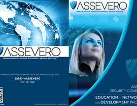#13 para Design a Brochure for Assevero Security Consulting por ManuelSabatino