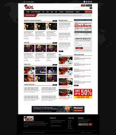 #4 untuk Website Design for Game Day Kings oleh ankisethiya