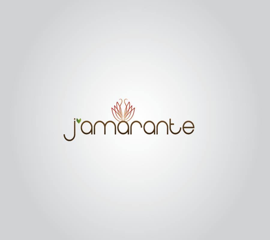 Kilpailutyö #65 kilpailussa Design a Logo for J'amarante