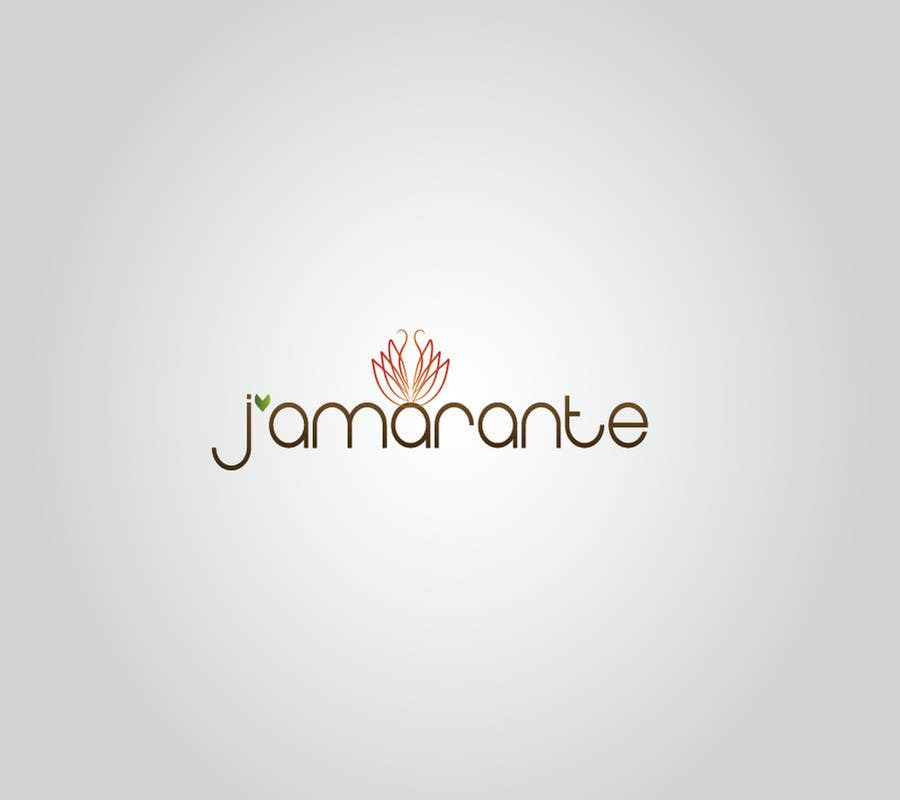 Konkurrenceindlæg #                                        65                                      for                                         Design a Logo for J'amarante