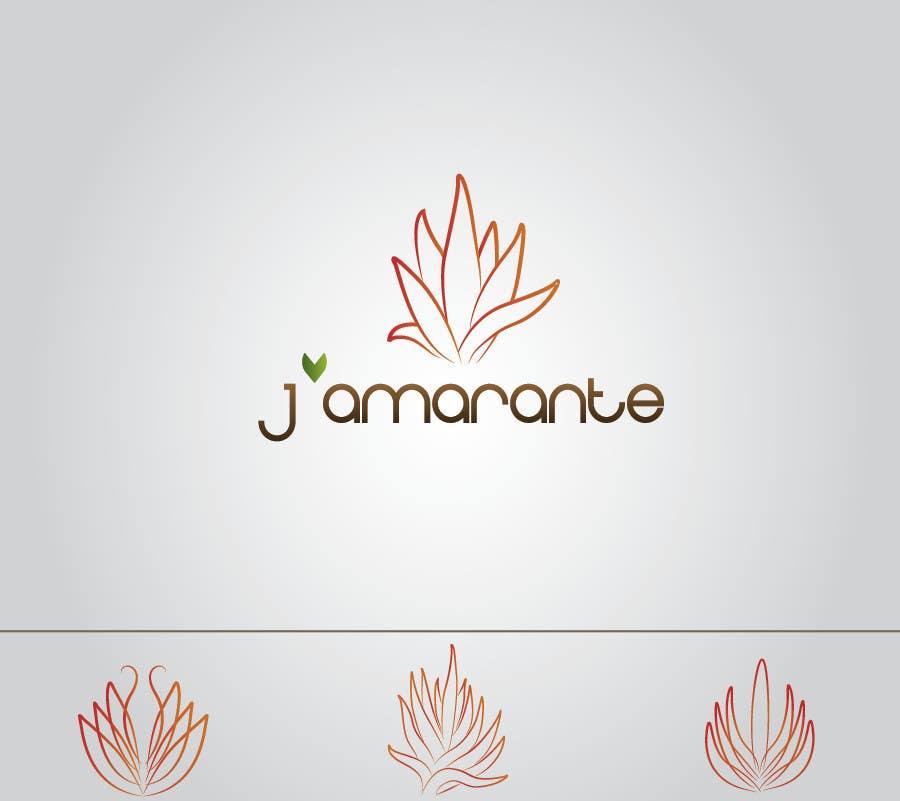 Kilpailutyö #118 kilpailussa Design a Logo for J'amarante