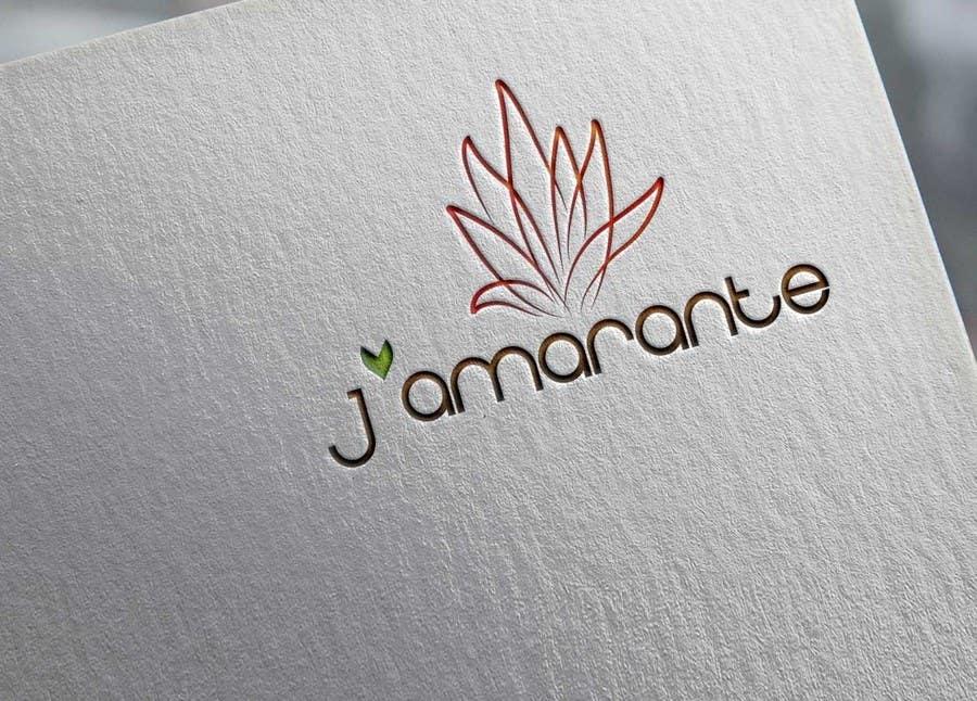 Penyertaan Peraduan #120 untuk Design a Logo for J'amarante