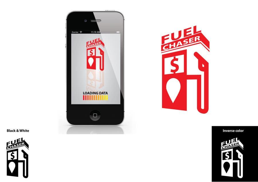 Penyertaan Peraduan #54 untuk Design a Logo for Gas Station App