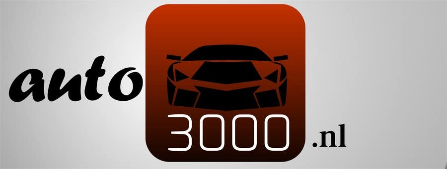 Contest Entry #32 for Design a logo for auto3000.nl, a website selling used cars up to 3000 euro