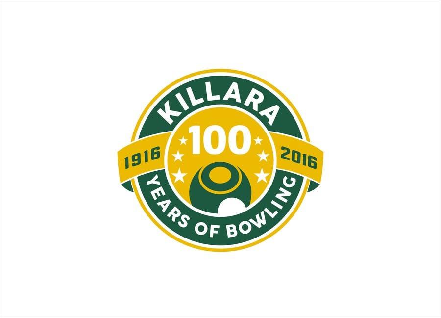 Konkurrenceindlæg #119 for Design a Logo for Killara Bowling Club