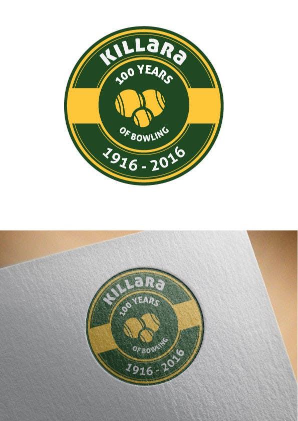 Konkurrenceindlæg #185 for Design a Logo for Killara Bowling Club