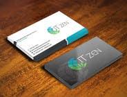 Graphic Design Konkurrenceindlæg #65 for Design some Business Cards for IT Zen