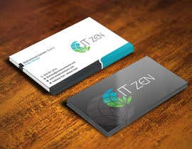 #65 for Design some Business Cards for IT Zen by gohardecent
