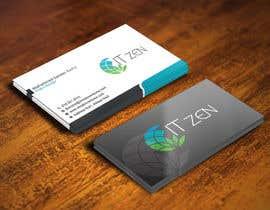 gohardecent tarafından Design some Business Cards for IT Zen için no 65